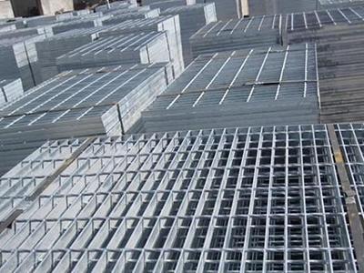 钢厂钢格栅板2
