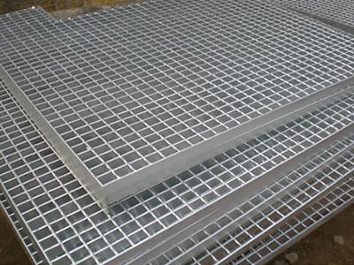 冷镀锌钢格板3