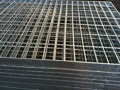 内蒙古热镀锌钢格板