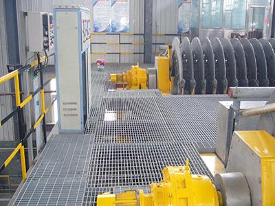 电厂钢格板2