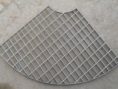 异型钢格栅板4