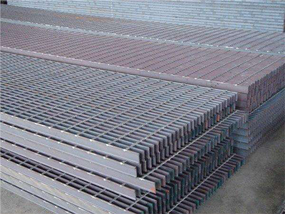 钢厂钢格栅板4