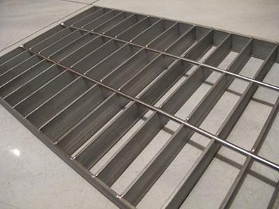 不锈钢格栅板2