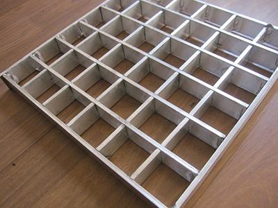 镀锌钢格栅板4