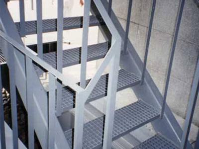 山东钢梯板